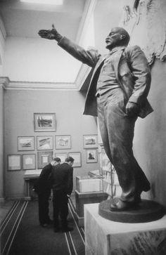 Lenin Museum Moscow 1962 Photo: Robert Lebeck
