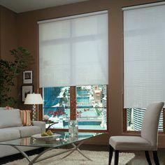 #BlindSaver Advantage Solar Screen - #energyefficient #window #treatment - starting at $55.65