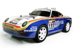 Carisma M48S Porsche 959 4wd 1/8th Brushless RTR