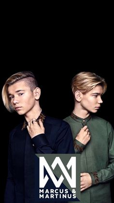 Marcus and Martinus Marcus Y Martinus, M Wallpaper, Pelo Afro, Twin Brothers, Just Dance, Cute Wallpapers, My Boys, Famous People, Crushes