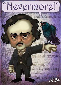 Poe's Club - O blog brasileiro mais completo sobre Edgar Allan Poe: Nevermore