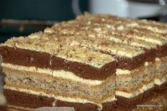 Prajitura Morena (reteta de pe Lily's cakes) Romanian Desserts, Romanian Food, Cake Recipes, Dessert Recipes, Crazy Cakes, Cakes And More, Cake Cookies, Cake Decorating, Sweet Treats