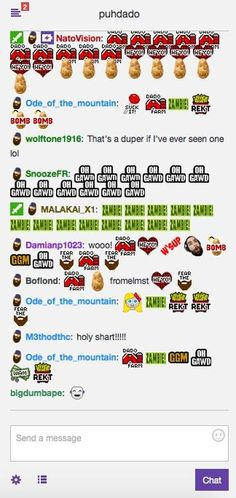 Learn the secret language of Twitch's rogue emojis