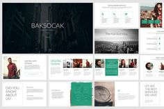 Baksocak Powerpoint presentation - Presentations