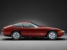 1969 FERRARI 365 GTB/4 LHD DAYTONA PLEXIGLASS