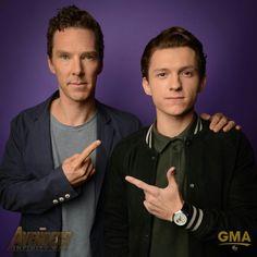 Doctor Strange and Spider-man !!!