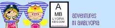 Amblyopia Kids website and blog. Dedicated to creating awareness about Amblyopia (Lazy Eye) in children