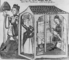 Schachzabelbuch des Konrad von Ammenhausen Schilling, Hans (Zeichner)  1467  Cod. poet. fol. 2  Folio 196v