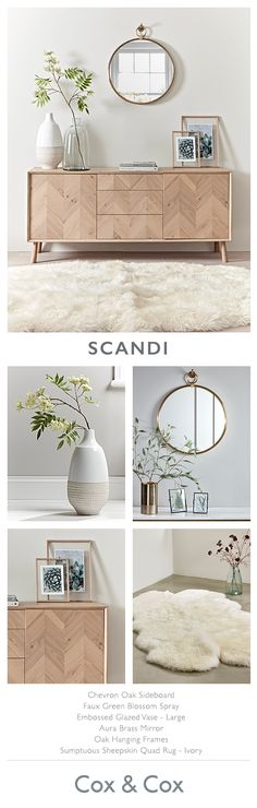 Scandi | Scandinavian Design Interior Living | #scandinavian #interior