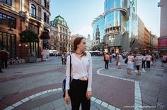 WEBSTA @ soh_photography - Photoshoot with Maria in the heart of Vienna In The Heart, Vienna, Austria, Style Ideas, Street View, Photoshoot, City, Photography, Travel