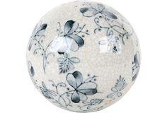 Allan Reyes      Ceramic Ball II