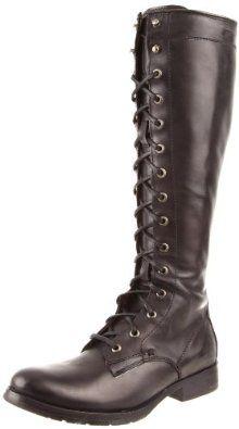 FRYE Women's Melissa Tall Lace Boot,Black,6.5 M US FRYE. $397.95