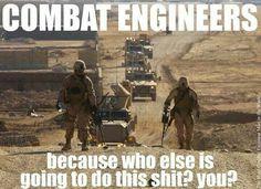 Combat Engineers / EOD