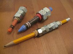 OT Cafe: How to make a weighted pencil