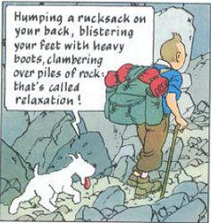 The Fashion of Tintin: Destination Moon