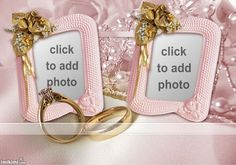 wedding frame Wedding Frames, Ark, Gifs, Beautiful, Decor, Wedding Picture Frames, Decorating, Dekoration, Gifts