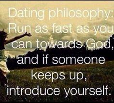 Run to God
