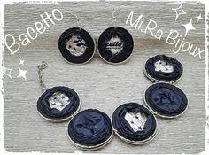 #MiraBijoux#fattoamano#handmade#riciclo#orecchini#braccialetti#bacettoperugina#baciperugina#capsule#Nespresso