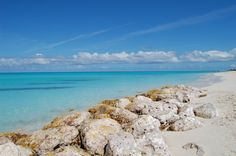 Turks and Caicos...going there for my 30th bday (can't wait)