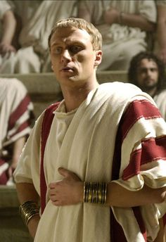 "Kevin McKidd as ""Lucius Vorenus"" in Rome who knew this role would eventually lead to Grey's Anatomy?"