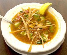 El Matadors Avocado and Chicken Soup | | eveningedge.com | ajc.com