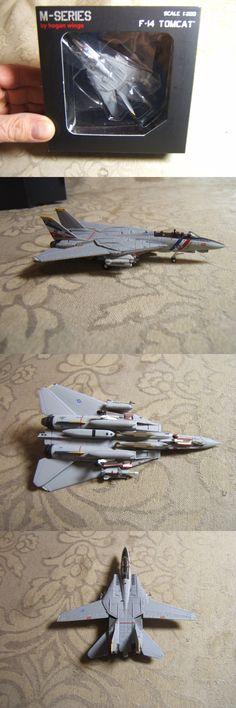 Other Military Aircraft Models 2587: Hogan Wings 1 200 Usn F-14 Tomcat Vf-2 Bounty Hunters Diecast Model Airplane -> BUY IT NOW ONLY: $30 on eBay!