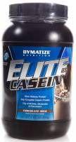DYMATIZE Elite Casein - białkowa odżywka, która skutecznie przyspiesza wzrost muskulatury. Chroni mięśnie przez rozpadem. #dymatize #nutrition #casein #odzywka #sport #fitness