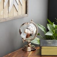 Glass And Aluminium, Copper Glass, Green Copper, Copper Metal, Decorative Spheres, Decorative Metal, Globe Decor, Candle Wall Sconces, Glass Globe