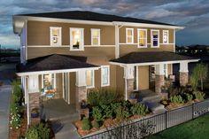 Kb model homes stapleton