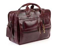Durable Leather Executive Bags