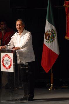 El diputado Gerardo Sánchez García será líder campesino para el periodo 2011-2013, tomando protesta del cargo en evento realizado en el Auditorio Nacional de la Cd. de México.