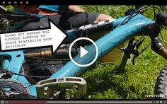 Video: How To Wash Your Bike Like a Pro | Singletracks Mountain Bike News