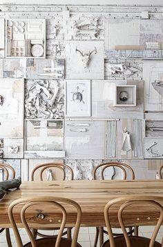 2014 BOY Winner:  Cadena + Asoc. Concept Design. Location: Guadalajara, Mexico. Wall of bones.