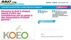 """Notre projet de """"Service Civique Professionnel"""", présenté en 2013 aux Pouvoirs publics et aux parties prenantes, et en ligne sur Avaaz au travers d'une pétition : rejoignez-nous > https://secure.avaaz.org/fr/petition/Creons_un_Service_Civique_Professionnel_pour_que_les_entreprises_avec_leurs_collaborateurs_aident_le_monde_associatif/ - 2013"""