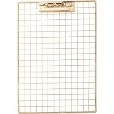Clipboard Wired, Goud