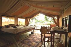 Magical Lupita Island in Tanzania