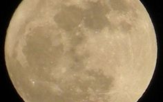 Ultimo appuntamento con la Superluna ! #astronomia #luna #scienza #spazio