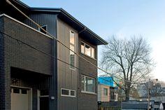 Laneway Loft | Passive House Design Toronto | Solares Architecture Inc