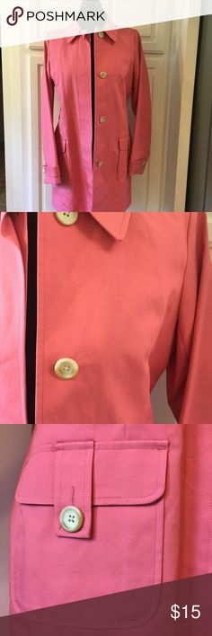 Old Navy Ladies Rain Jacket Worn once. Excellent condition!! Beautiful color. (Jacket in first pic is just for color ideas) Old Navy Jackets & Coats Trench Coats