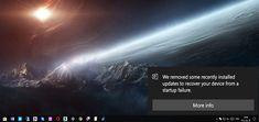 Incepand cu versiunea 1903, Windows 10 dezinstaleaza automat actualizarile care cauzeaza probleme