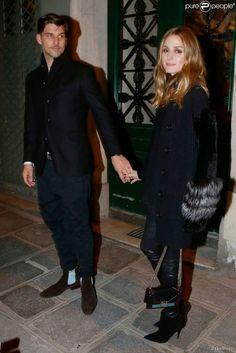 The Olivia Palermo Lookbook : OP & JH