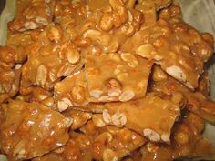 Baked By Buttercup: Peanut Brittle
