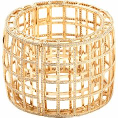 Maiyet Diamond Cage Bracelet at Barneys.com