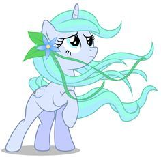 mlp adopt - water lily adopted by Alex