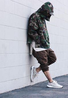 Street Wear Fash