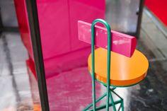 #Cyber #chair design #AntonioAricò for #altreforme @Salone del Mobile.Milano #MetallicDiscoGalaxy #Galactica #altreformestarringChupaChups new collections 2017 #designweek #interior #home #decor #homedecor #furniture with #woweffect #aluminium #art #architecture #design #decoration #interiordesign #fashion #style #home #hotel #milan #italy #madeinItaly #bespoke #luxury #furnishing
