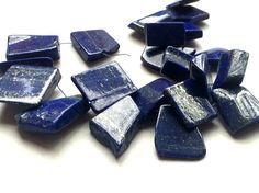 Lapis Lazuli Rough Beads Lapis Lazuli Rough by gemsforjewels