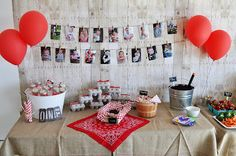 Farmyard Birthday Party