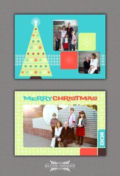 5x7 Christmas Cards | Rob Bivens Photography | The Woodlands, TX | www.robbivens.com