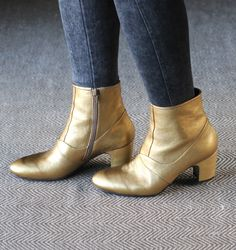 ENZEL GOLD :: BOOTS :: CHIE MIHARA SHOP ONLINE